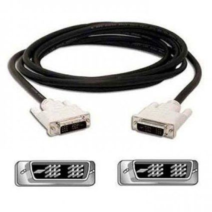 6' DVI Monitor Cable